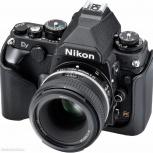 Продам фотоаппарат Nikon Df c объективом 50 мм. Новый, Новосибирск