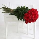 Гигантские розы 140- 160- 200 см, Новосибирск