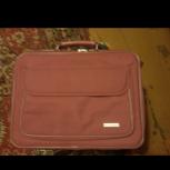 Продам сумку для ноутбука cc03 red, Новосибирск
