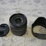 Объектив Panasonic Lumix 14-42mm f/3.5-5.6 (H-FS014042), Новосибирск