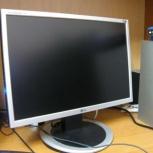 """монитор LG 194WS 19"""" (1440x900), Новосибирск"""