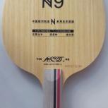 Продам новые накладки и основание для ракетки для настольного тенниса, Новосибирск