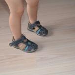 Продаются сандали на мальчика 1.5-2  года, Новосибирск