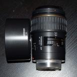 Объектив tamron 90mm F/2.8 Macro Sony A, Новосибирск