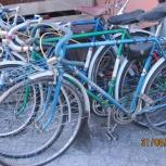 Спортивный велосипед СССР, Новосибирск