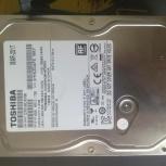 Продам новый жесткий диск toshiba 1tb/sata iii (6 гб/с), Новосибирск