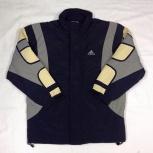 Новая куртка без капюшона adidas, Новосибирск