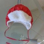 Продам шапочку зимнюю красную, Новосибирск
