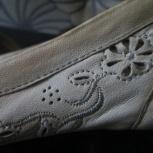 Туфли из натуральной кожи. Италия, Новосибирск
