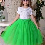 Детская юбка на девочку 6-8 и 7-10 лет, Новосибирск