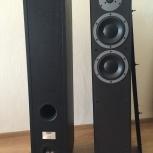 Продам напольную акустику Dynaudio DM 3/7 (Дания), Новосибирск