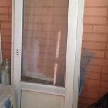 Продам балконную дверь ПВХ, Новосибирск