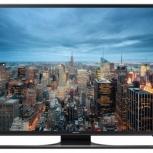 40'' (102см) Samsung UE40JU6490U LED SMART Wi-Fi 200Hz 4K DVB-T2, Новосибирск