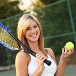 Тренер по большому теннису, Новосибирск