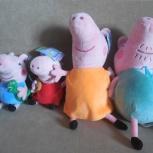 Семья Свинки пеппы, Новосибирск