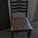 Продам 2 стула новые, Новосибирск