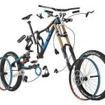Ремонт велосипедов, колясок, велосервис, Новосибирск