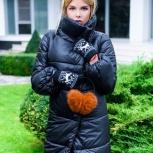 Стеганое пальто, Новосибирск