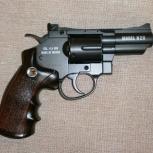 Продам пневматический револьвер SMERSH model H20, Новосибирск