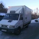 Грузоперевозки город-межгород до 2,5 тонн, аппарель, Новосибирск