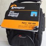 Новая сумка LowePro для беззеркальных, ультразум-фотоаппаратов, Новосибирск