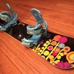 Продам сноуборд Burton Feather 146, Новосибирск