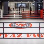 Продам ринг боксерский на помосте 6 х 6 м. высотой 0,5 м., Новосибирск