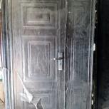 Продам двери (подъездные, тамбурные, перегородки, отсечки), Новосибирск