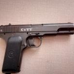 Продам пневматический пистолет Crosman C-TT, Новосибирск