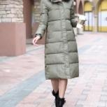 Женское утепленное пальто, Новосибирск