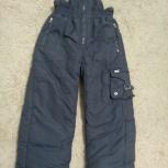 Продам брюки зимние для мальчика, Новосибирск