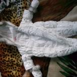 Продам комбинезон для новорожденной девочки, Новосибирск