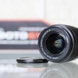Китовые объективы Canon Nikon 18-55 со стабилизатором, Новосибирск