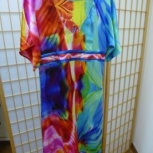Платье. Натуральный шелк. Размер 44-46, Новосибирск