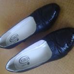Туфли кожаные 41,5-42 разм., Новосибирск