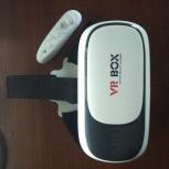 Vr box 2.0 + bt-геймпад новые (в коробке!!!), Новосибирск