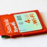 Продам карту памяти SD Eye Fi, Новосибирск