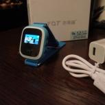 Детские часы с GPS-трекером Smart Baby Watch Q60S, Новосибирск