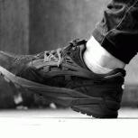 Кроссовки Asics Gel Kayano, черный, размер 41 42 43 44 45, Новосибирск