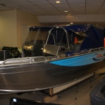 Алюминиевая лодка Рейд 450, Новосибирск