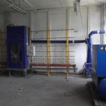 Комплект пескоструйного оборудования, Новосибирск