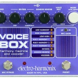Вокодер гармонизатор ELECTRO-HARMONIX Voice Box, Новосибирск