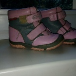 Продам ботиночки для девочки размер 22, Новосибирск