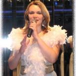 Певица с красивым голосом на  вашу свадьбу, юбилей, корпоратив, Новосибирск