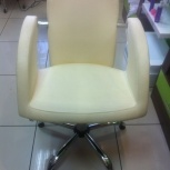 Продам парикмахерское кресло для клиента 4 шт, Новосибирск