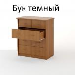 Комод (5 ящиков) «Новый», Новосибирск