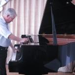Настройка, выбор пианино (фортепиано). Консультация, диагностика, Новосибирск