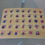 Продам новую деревянную азбуку-вкладыши для детей, Новосибирск