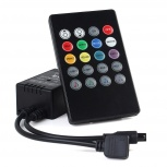 RGB контролер Music IR Controller 20key, Новосибирск