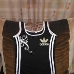 Продам спортивную майку adidas, Новосибирск